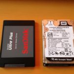 HDD.SSD換装