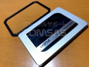 SSD500GB換装