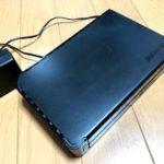 NASバックアップ用HDD故障