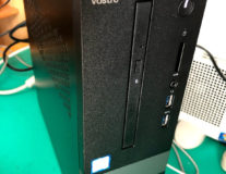 栃木市-Windows10パソコン納品設置キッティング作業
