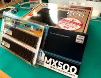栃木市-パソコン修理サポート-DELL-VOSTROのSSD換装メモリ交換