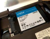 小山市パソコン修理サポート-FMV-LIFEBOOK AH53/B3 SSD換装作業